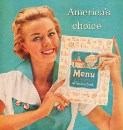 rogerwilkerson:  America's Choice - Howard Johnson's