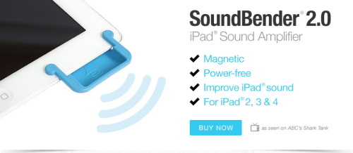Improve iPad Sound with SoundBender