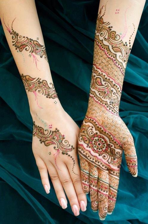indiaperspectives:  henna