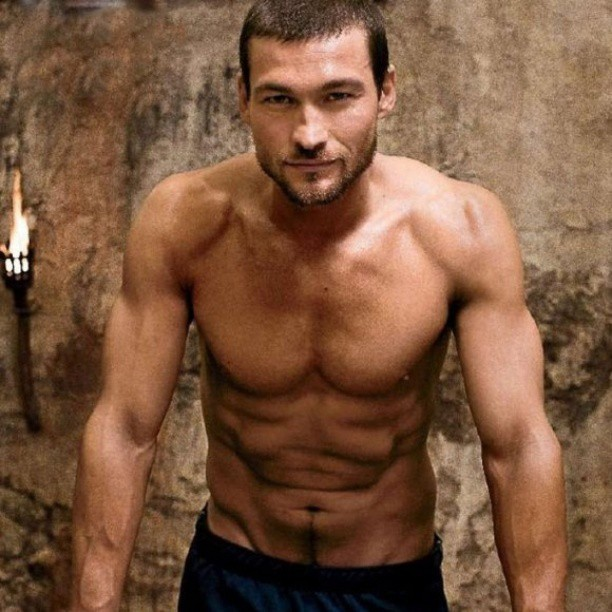 within-arms-reach:  #Spartacus #ManCrushMonday