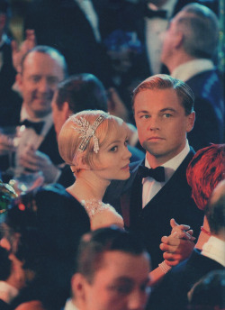The Great Gatsby was a good movie, still thought it had some overly cheesy moments though.