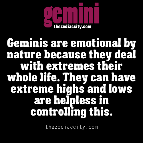 zodiaccity:  Zodiac Gemini facts.