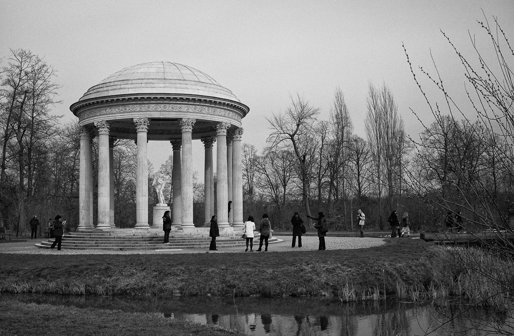 bobransom:  The Temple of Love behind the Petit Trianon at Versailles, France | March, 2013