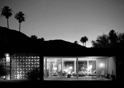 Hollywood House, Palm Desert, Ca.