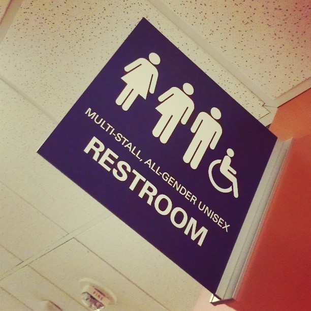 myexposedretina:  midwestgenderqueer:  This is epic. (at University of Colorado Boulder)  VERY MUCH NECESSARY EVERYWHERE.