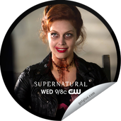 I just unlocked the Supernatural: Clip Show sticker on GetGlue                      6872 others have also unlocked the Supernatural: Clip Show sticker on GetGlue.com                  Get ready for a demon game changer! Thanks for watching, you've just unlocked the 'Clip Show' sticker! Share this one proudly. It's from our friends at The CW.