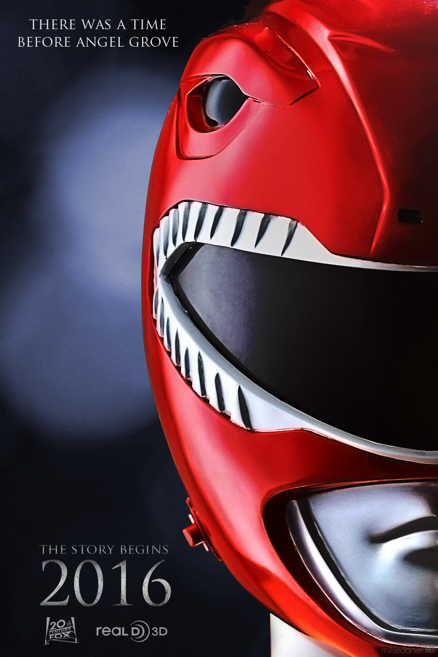 fuckyeahmovieposters:  Power Rangers by Mikie Daniel