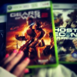 Tonights gonna be interesting~ #gamer #gamergirl #gameon