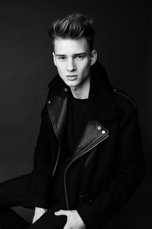 Max Wallis for Lash Magazine  Ph: Darius Salimi