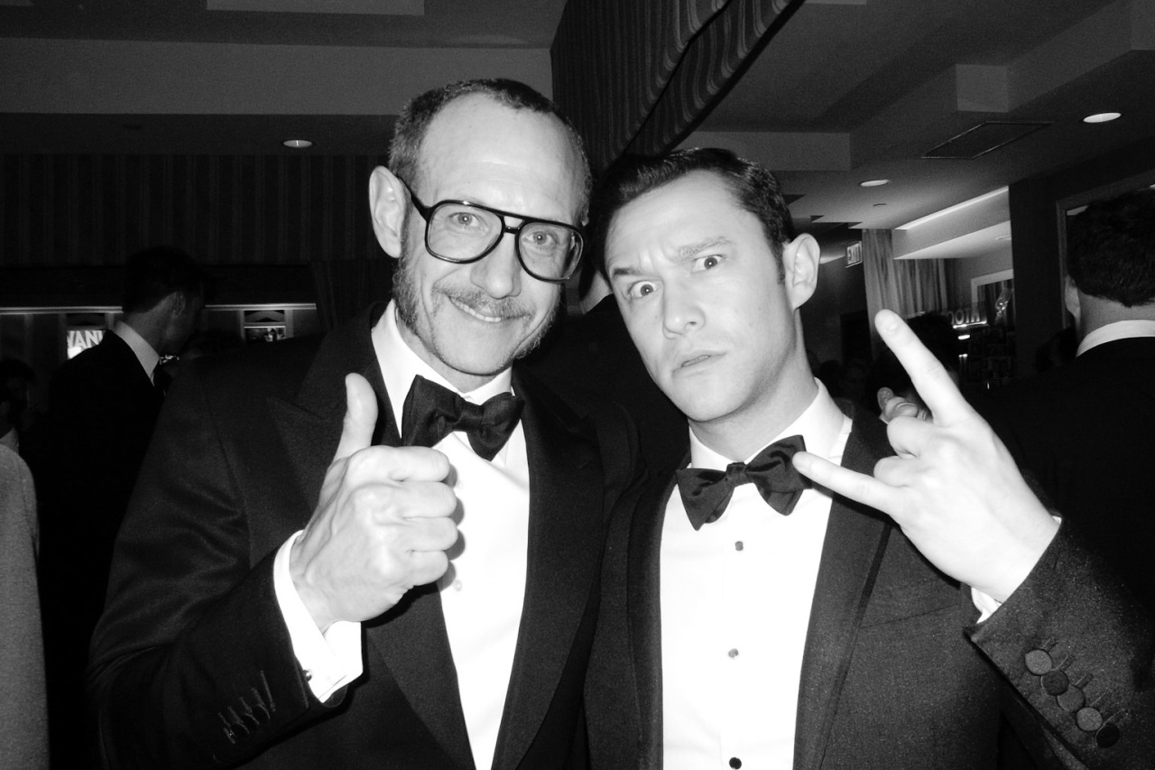 terrysdiary:  Me and Joseph Gordon-Levitt