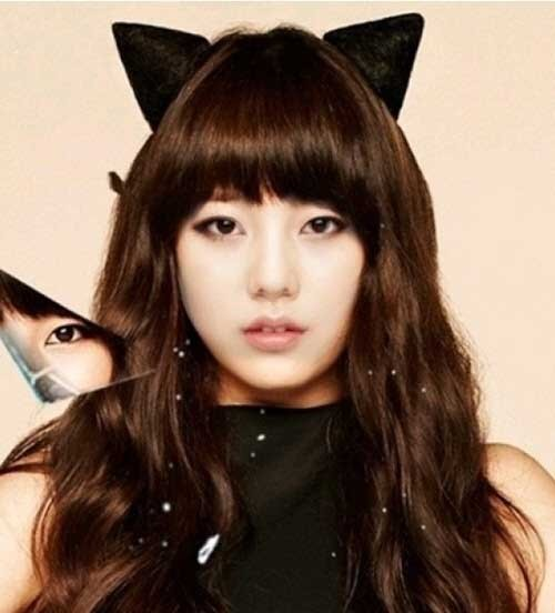 Check out this picture combining Miss A's Suzy and Sohee from the Wonder Girls!