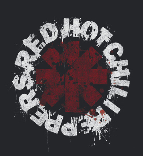 Red Hot Chili Peppers Grunge Asterisk on We Heart It. http://weheartit.com/entry/51883363/via/RedHotChiliPeppersFansite