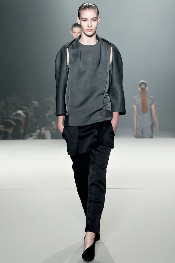 Alexander Wang AW13 me in the evening.