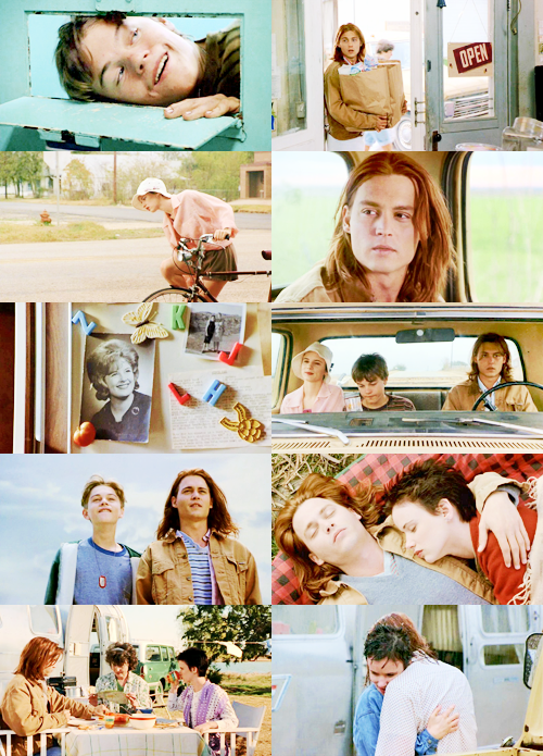 What's Eating Gilbert Grape (1993).