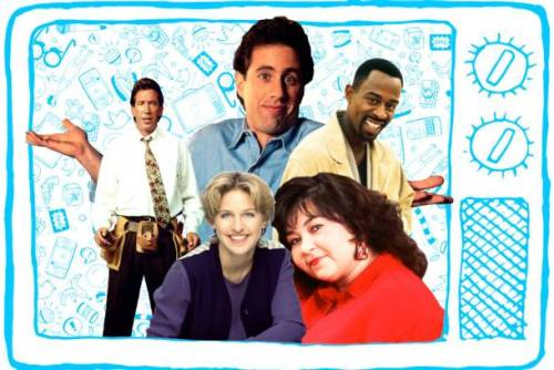 Inside the Nineties' Great Stand-up Sitcom Boom and Bust | Vulture