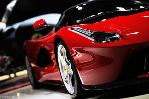 automotivated:  LaFerrari (Explored) (by This will do)