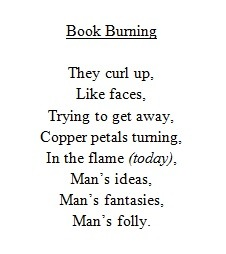 Book Burning (2013)