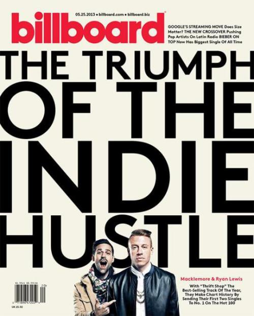 Macklemore and Ryan Lewis continue to dominate the charts, the Seattle duo make their Billboard cover debut.