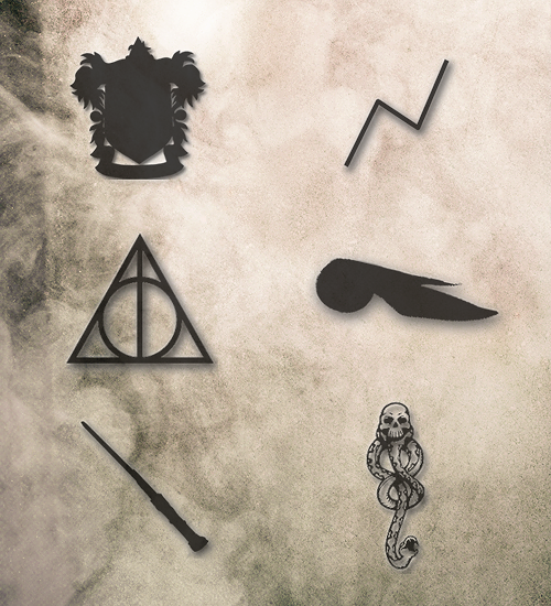 symbols of harry potter