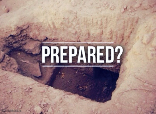 "lionofallah:  A Quick reminder for us…Have we prepared ourselves? ""Competition in the worldly increase diverts you. Until you visit your graves."" - Surah Takhathur - www.LionOfAllah.com"