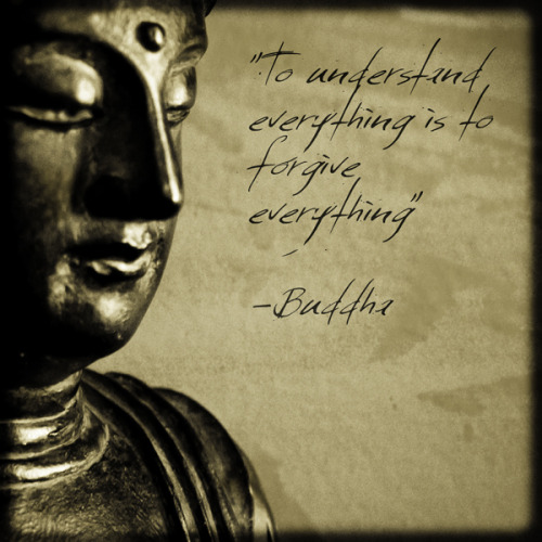 buddhabe:  To forgive is everything.