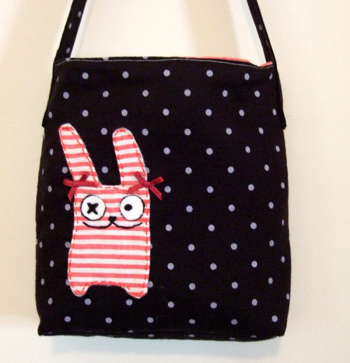 emo bunny bag by ~yael360「み」