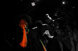 Danny Brown at the Grog Shop in Cleveland, OH.More of my photographs up in this biatch!
