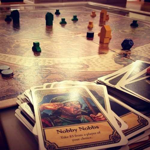 Ankh-Morpork. The game. The best.