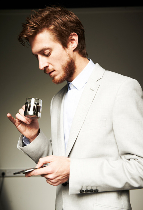 bearded-ness:  Arthur Darvill