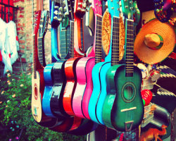 k-i-s-s-m-e-love:  guitars | via Tumblr on We Heart It. http://weheartit.com/entry/60544671