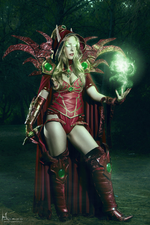 Valeera Sanguinar from World of WarcraftCosplayer: Yurai-cosplayPhotographer: Hidrico