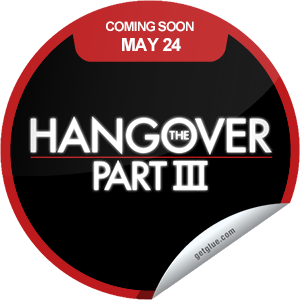 I just unlocked the The Hangover Part III Coming Soon sticker on GetGlue                      13666 others have also unlocked the The Hangover Part III Coming Soon sticker on GetGlue.com                  This summer, it all ends. The epic conclusion to the trilogy of mayhem and bad decisions. The Hangover Part III opens in theaters everywhere on 5/24.  Share this one proudly. It's from our friends at Warner Bros.