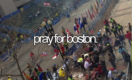 justgirlythings:  #prayforboston