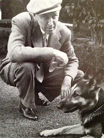 hollyhocksandtulips:  Jimmy Stewart