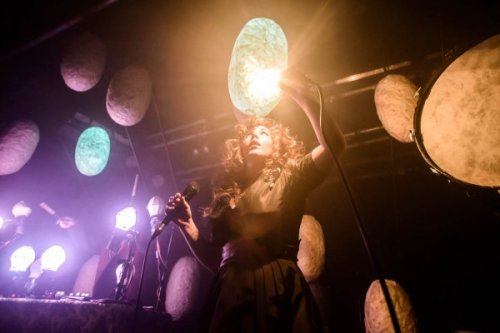 REVIEW: PURITY RING AT OXFORD ART FACTORY