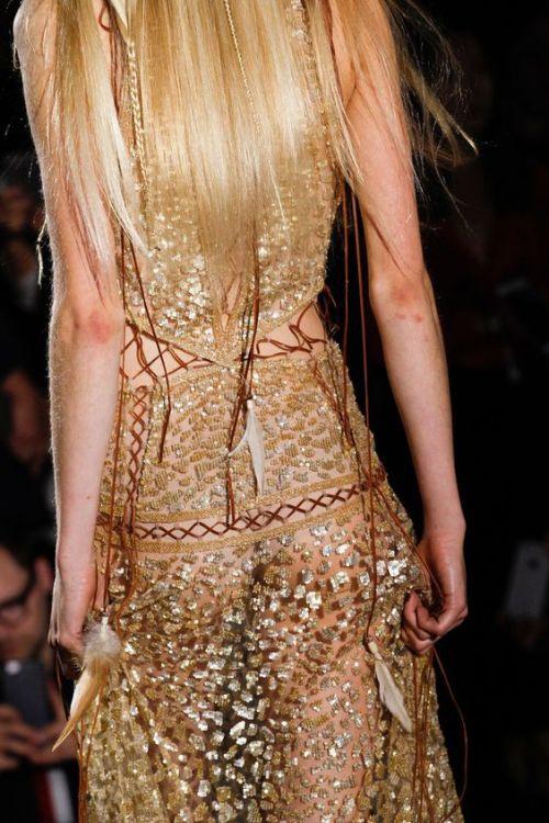Roberto Cavalli haute couture high fashion rtw style