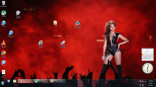 I was needing a new desktop background.