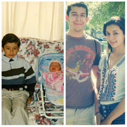 The Hernandez Aldana siblings #throwbackthursday #family #history #chicano #siblings #instagood #instalove