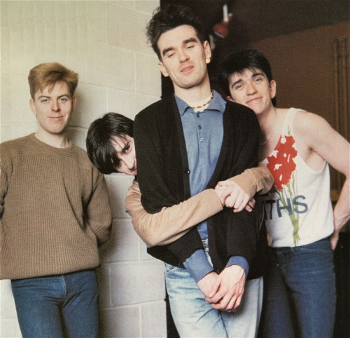 I just can't post this often enough…the cutest Smiths photo ever. ♥
