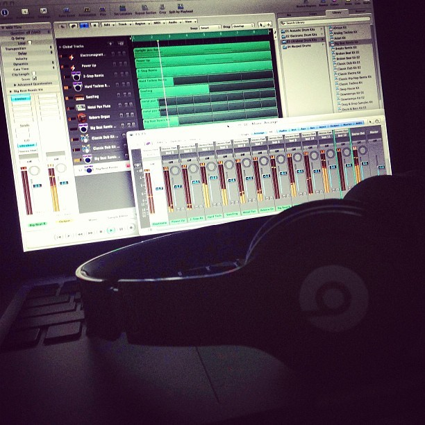 #music #logic #beats #mac #production #insomnia #work