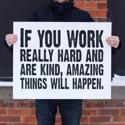 Work Hard by http://www.wordsoverpixels.com/