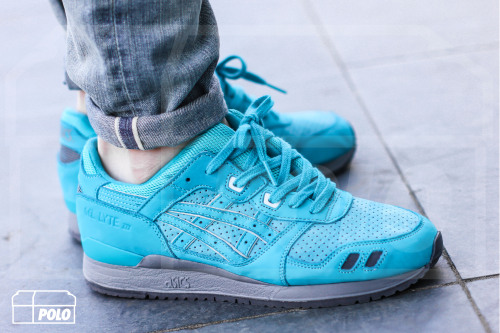 mikeepolo:  Asics Gel Lyte III Coves