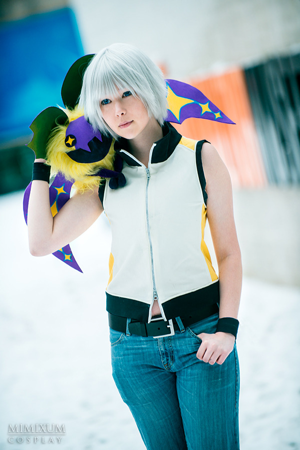 Riku: The keyblade master by *Mimixum