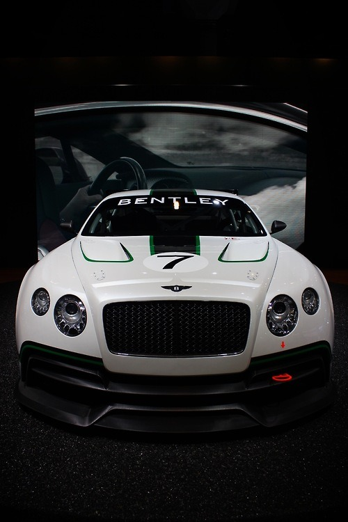"apertvre:   ""Bentley Continental GT3"" By Apertvre"