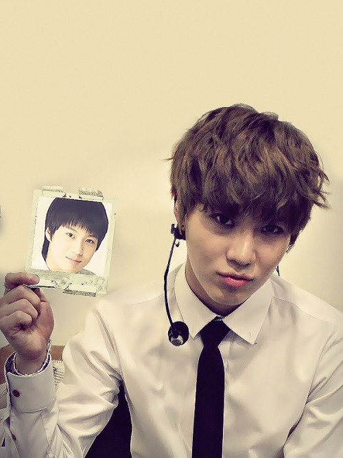 taemindreamboy:  The boy I used to be.