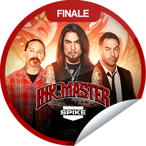 I just unlocked the Ink Master Season 2 Finale sticker on GetGlue                      5071 others have also unlocked the Ink Master Season 2 Finale sticker on GetGlue.com                  You're watching the season 2 finale of Ink Master. Thanks for tuning in this season! Share this one proudly. It's from our friends at SPIKE.