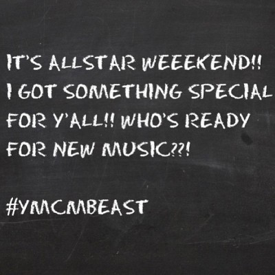 WHO'S READY?? #YMCMBeast