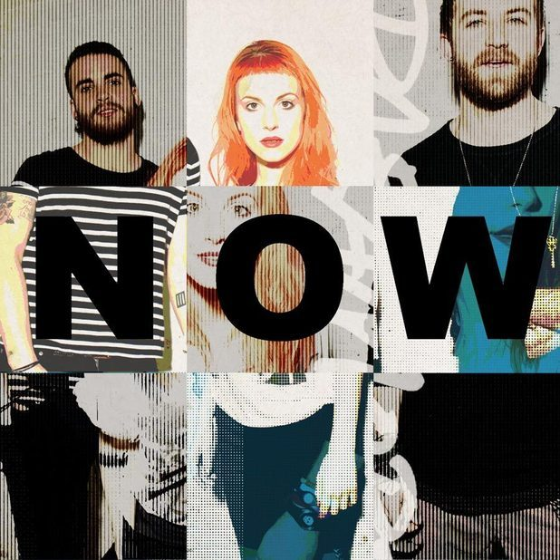 You can check out the new Paramore single 'Now' by clicking on the image provided!