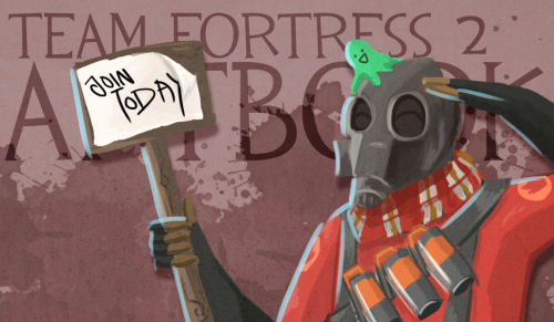 py-bun:  defenestratin:  tf2artbook:  TEAM FORTRESS 2 ARTBOOK Hey, you! Interested in taking part in a non-profit Team Fortress 2 artbook? Well look no further! Head to our tumblr, check out our FAQ to see what's up, and if you're still interested then scoot on over here to see what you need to get going. We hope you'll be joining us! And if you could, reblog this and spread the word!  SOME MORE STUFF ABOUT THE ARTBOOK!   Sign me up