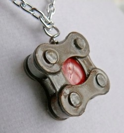 http://www.etsy.com/listing/69854506/bike-jewelry-pendant-recycled-bicycle?